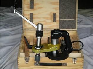 Mira Manual Valve Seat Refacing Machine